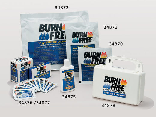 BurnFree palovammaside
