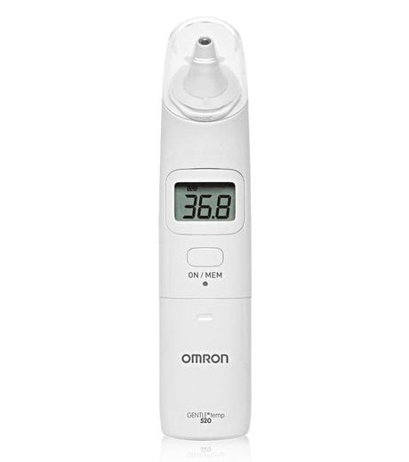 Omron Gentle Temp 520 korvakuumemittari
