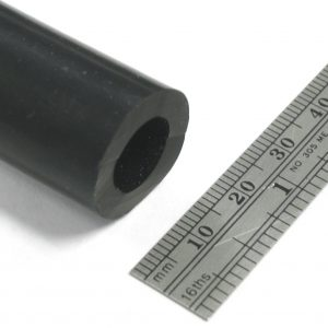 Low Volatile / Low Emission Conductive Silicone Tubing