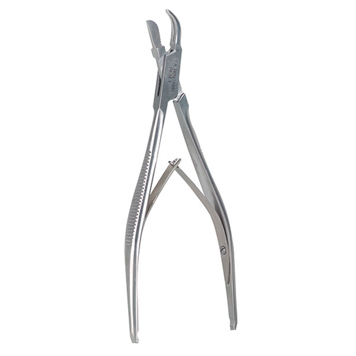 Michel Clip Removing Forceps