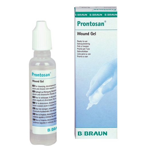 Prontosan haavageeli 30 ml .