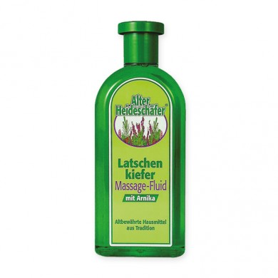 Hierontarasva Heideschäfer mountain pine  arnica 500ml