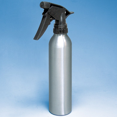 Spraypullo 250ml materiaali alumiini.
